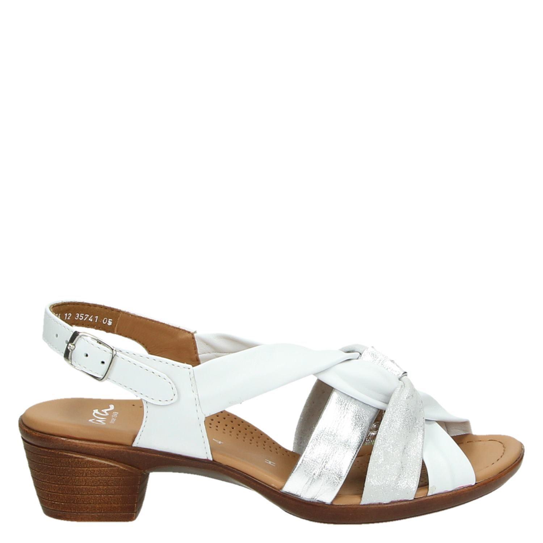 Sandalen Wit 36 par Ara PZl06GQf
