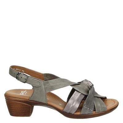 Ara dames sandalen taupe