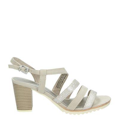 Marco Tozzi dames sandalen beige