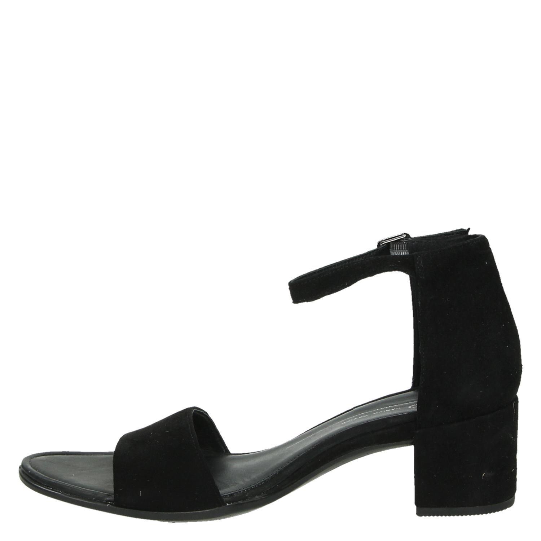 8bb9c9ba3713cf Ecco Shape 35 Block dames sandalen zwart