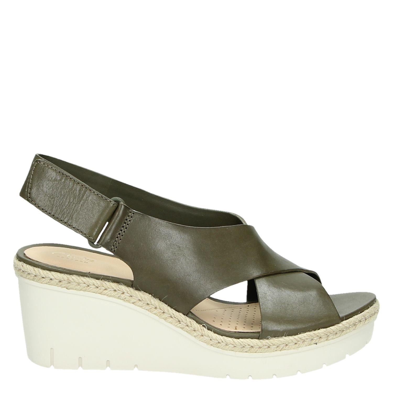 Clarks Palm Glow dames sandalen