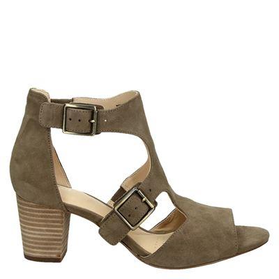 Clarks dames sandalen groen