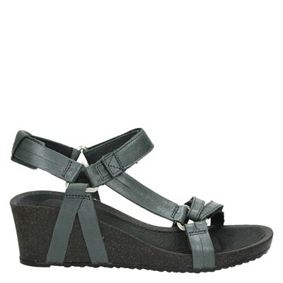 Teva dames sandalen grijs
