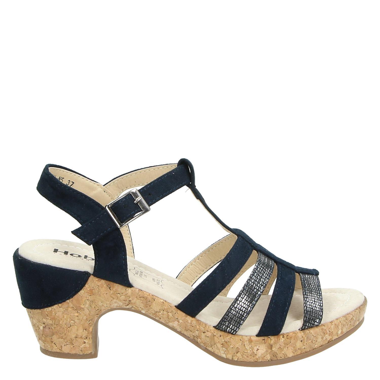 Sandales Bleues De Eberly YLa6Dr