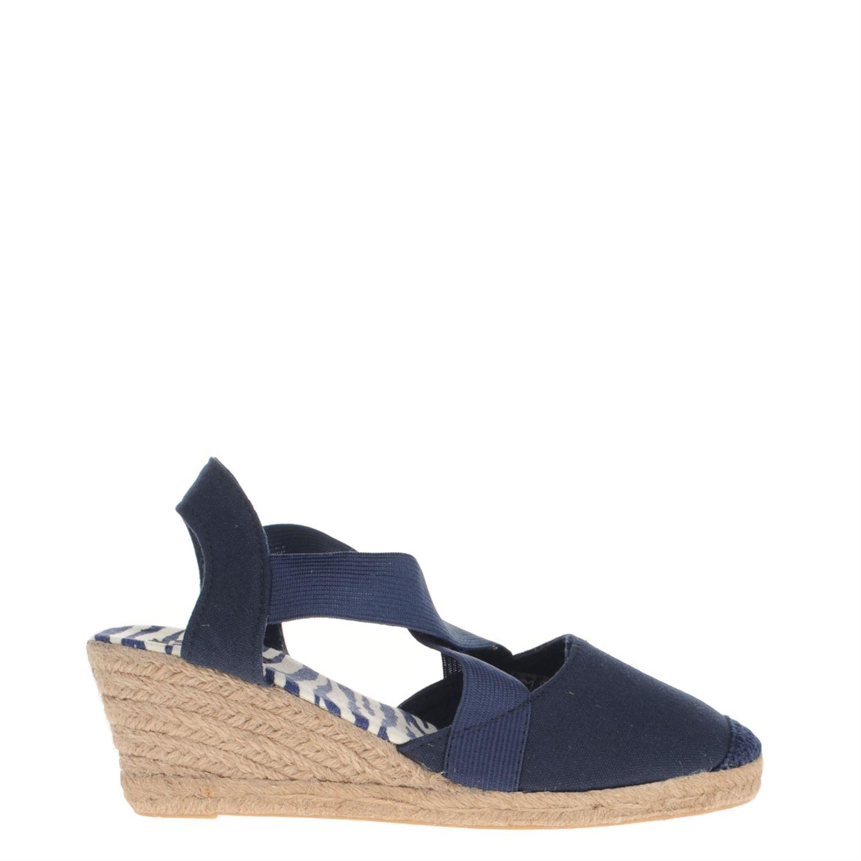 Sandales Bleues De Eberly CnG7Vgmc