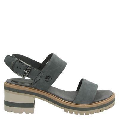 Timberland dames sandalen grijs