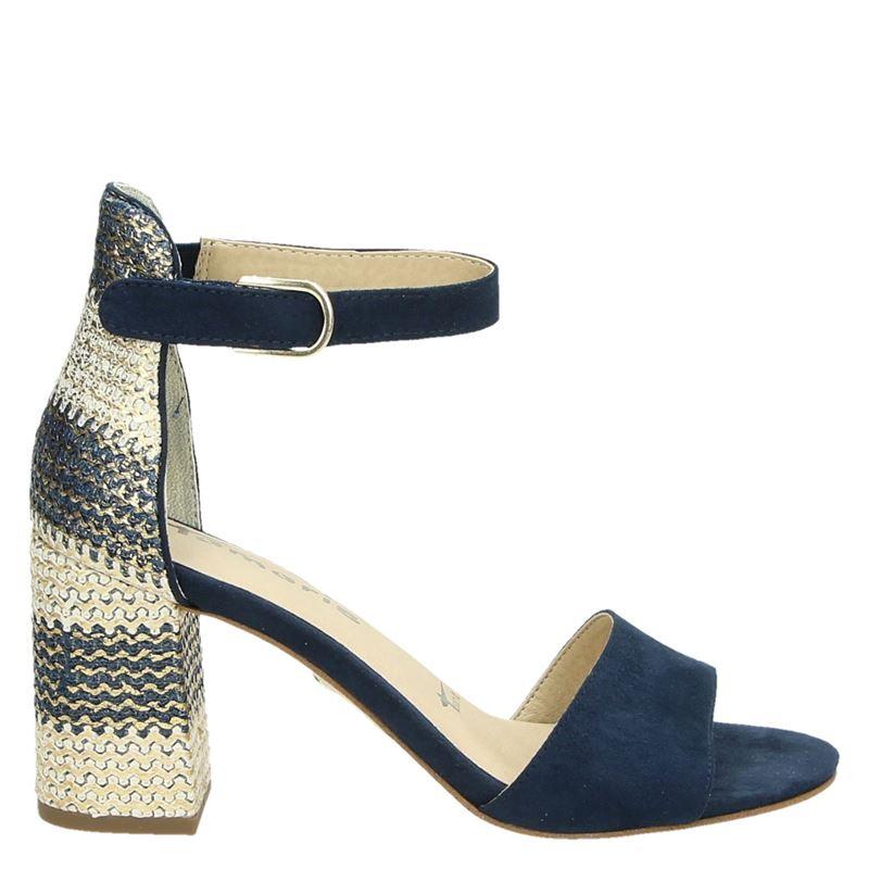 Tamaris - Sandalen - Blauw