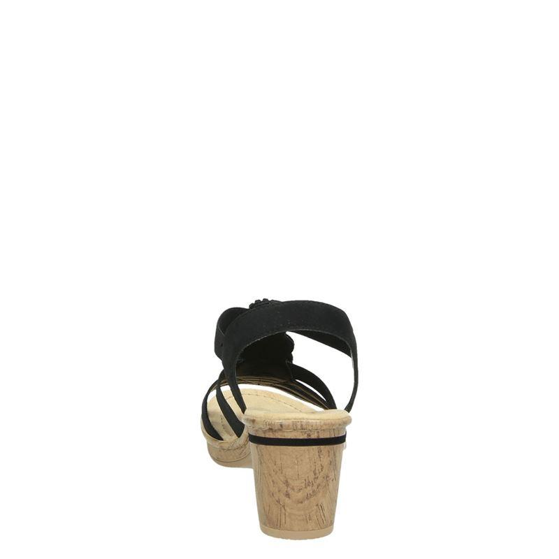 Rieker - Sandalen - Zwart