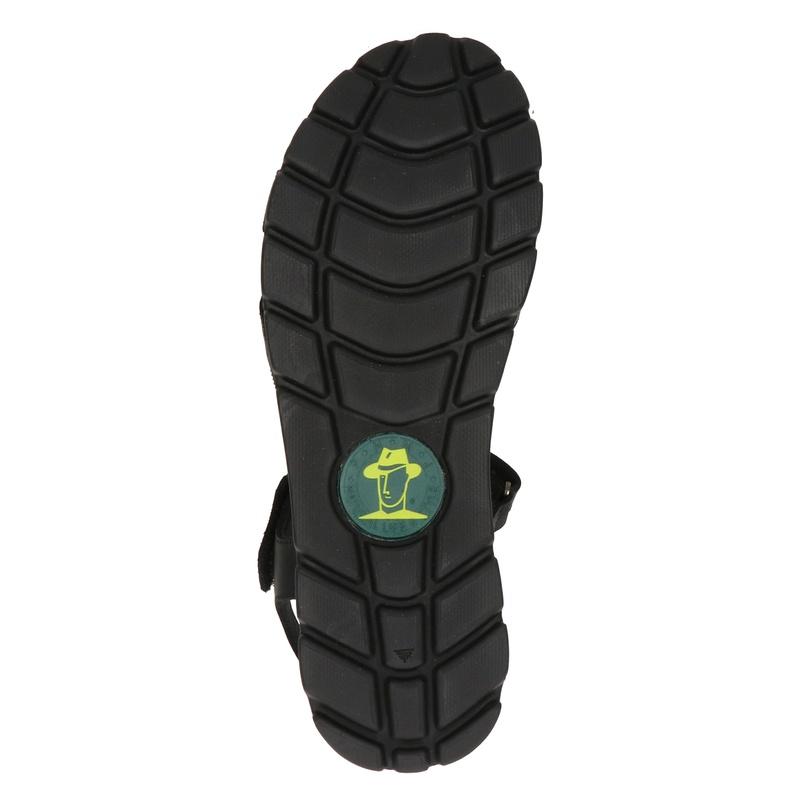 Panama Jack Sulia Basics - Sandalen - Zwart