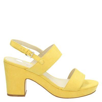 La Strada dames sandalen geel