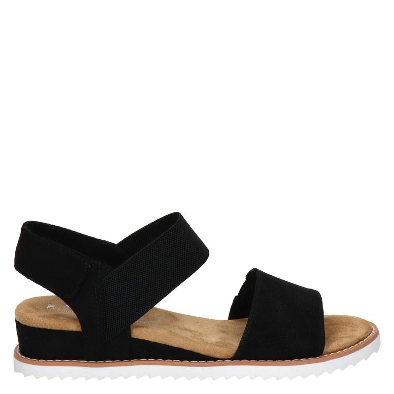 Bobs Desert Kiss sandalettes zwart online kopen
