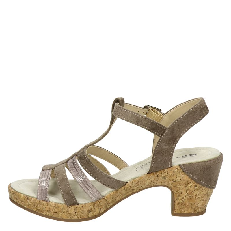 Dolcis - Sandalen - Taupe