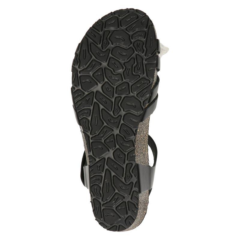 Panama Jack Chia Nature - Sleehak - Zwart