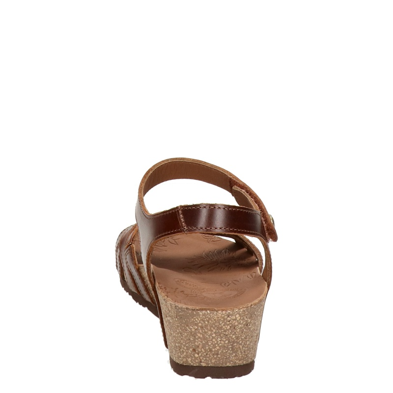 Panama Jack Chia Clay - Sleehak - Cognac