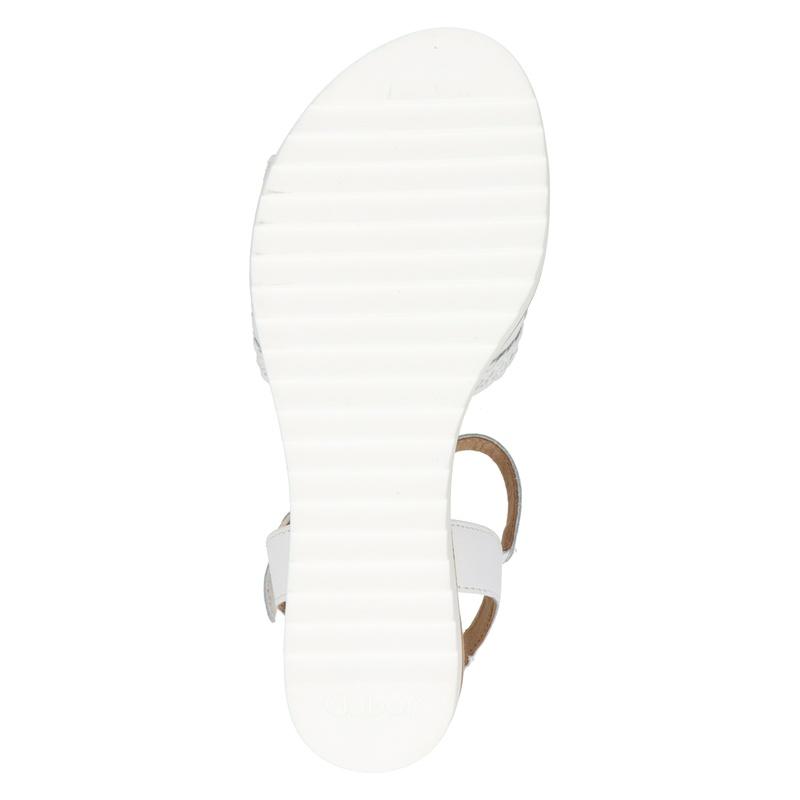 Gabor Genua - Sandalen - Wit
