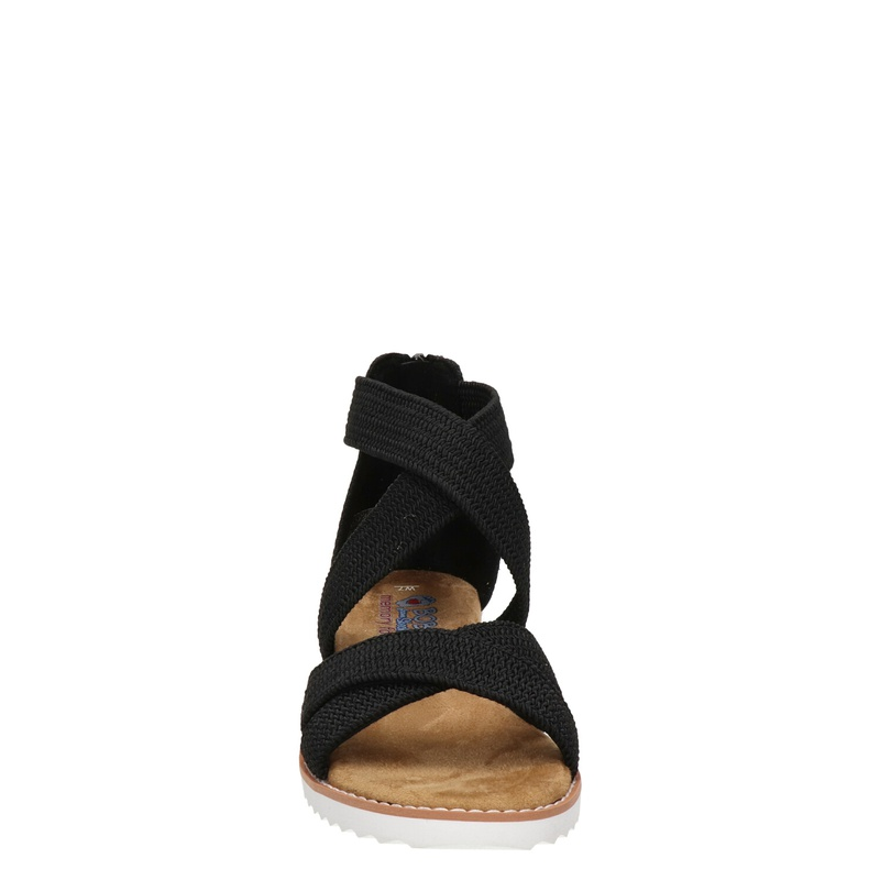 Bobs - Sandalen - Zwart