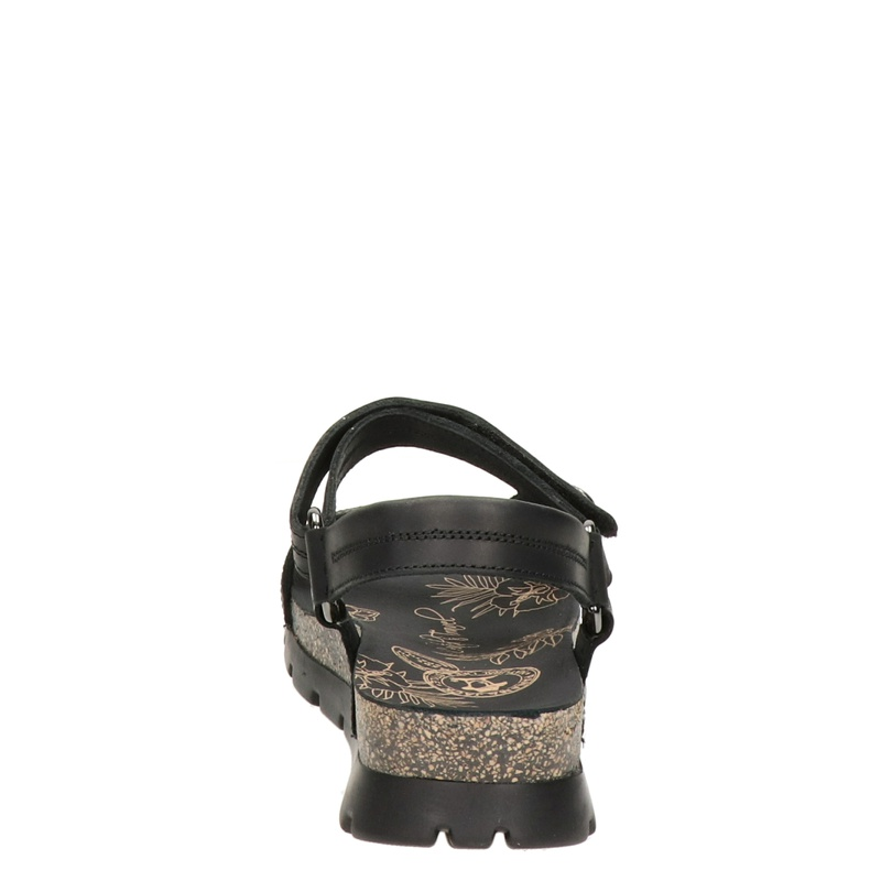 Panama Jack Sandra Basics - Sleehak - Zwart