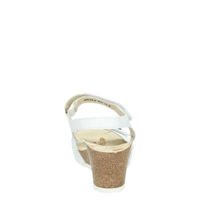Panama Jack Juliadames sandalen Wit