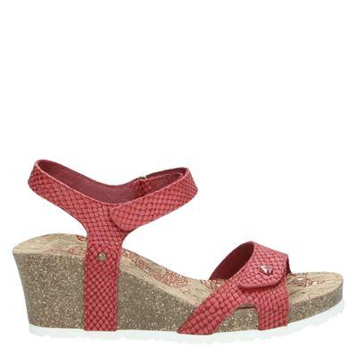 Panama Jack dames sandalen rood
