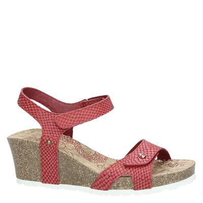 Panama Jack Juliadames sandalen Rood
