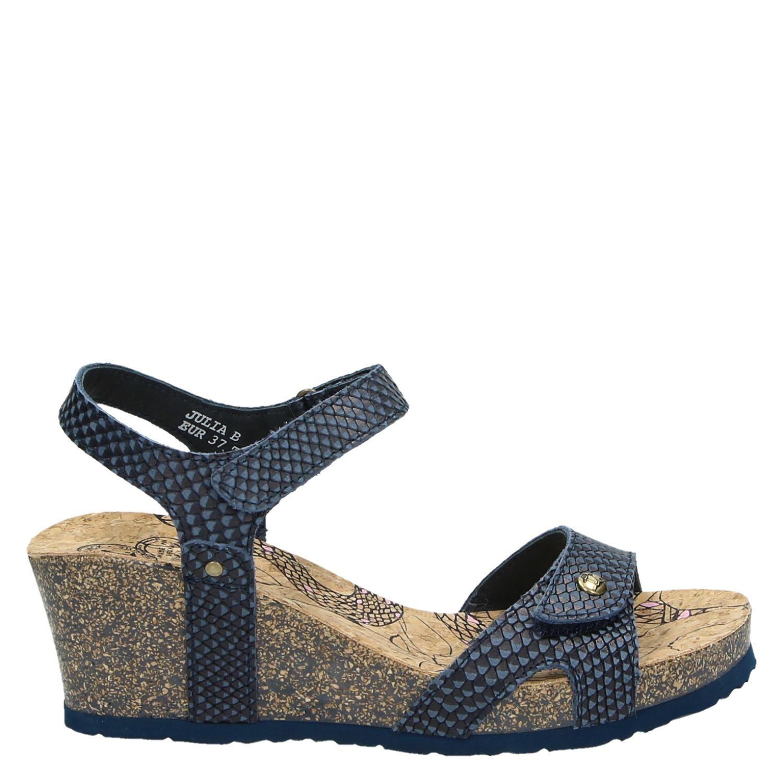 Sandales Panama Jack Bleu hfHAhx