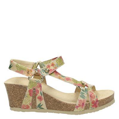 Panama Jack dames sandalen beige