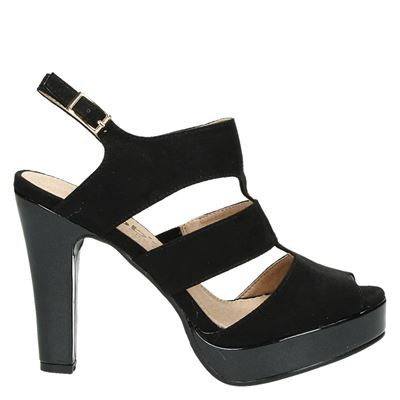Hobb's dames pumps zwart