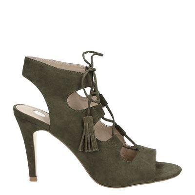 La Strada dames pumps groen