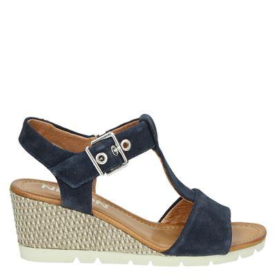 Gabor Chaussures Noires Taille 35 Wedge Avec Velcro Pour Les Femmes 1TSmkLAZL2