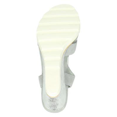 Tamaris dames sandalen Grijs