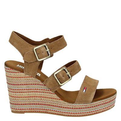 Hilfiger Denim dames sandalen beige