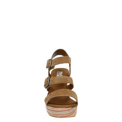 Tommy Jeans dames sandalen Beige