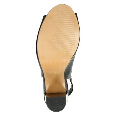 Tommy Jeans dames sandalen Zwart