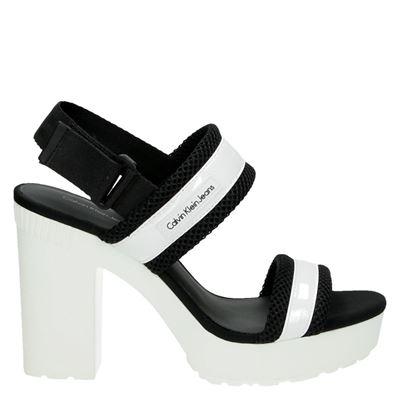 Calvin Klein dames sandalen multi