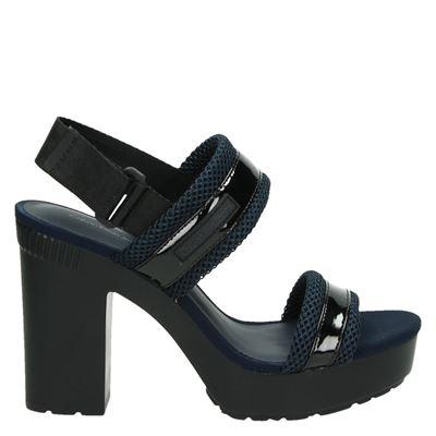 Calvin Klein dames sandalen blauw