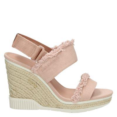 Calvin Klein dames sandalen roze