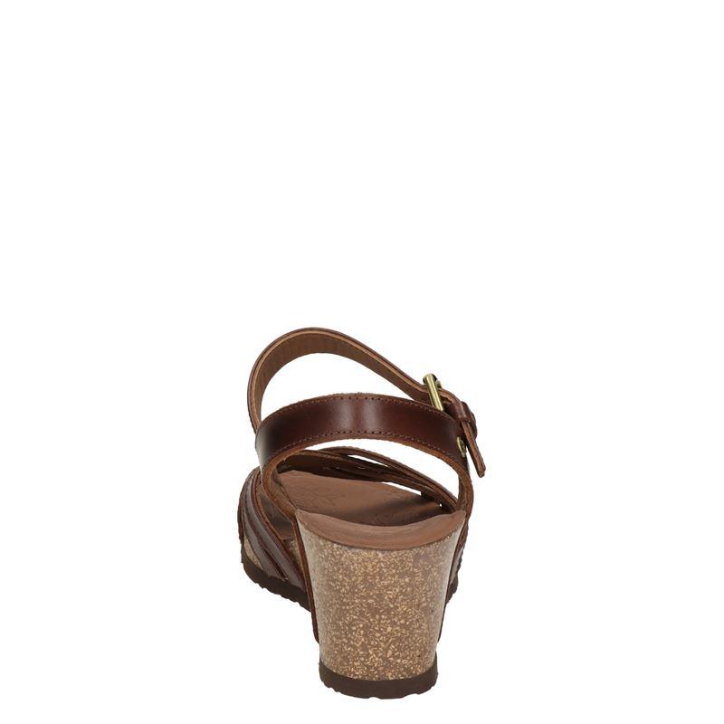 Panama Jack Vera - Sleehak - Cognac