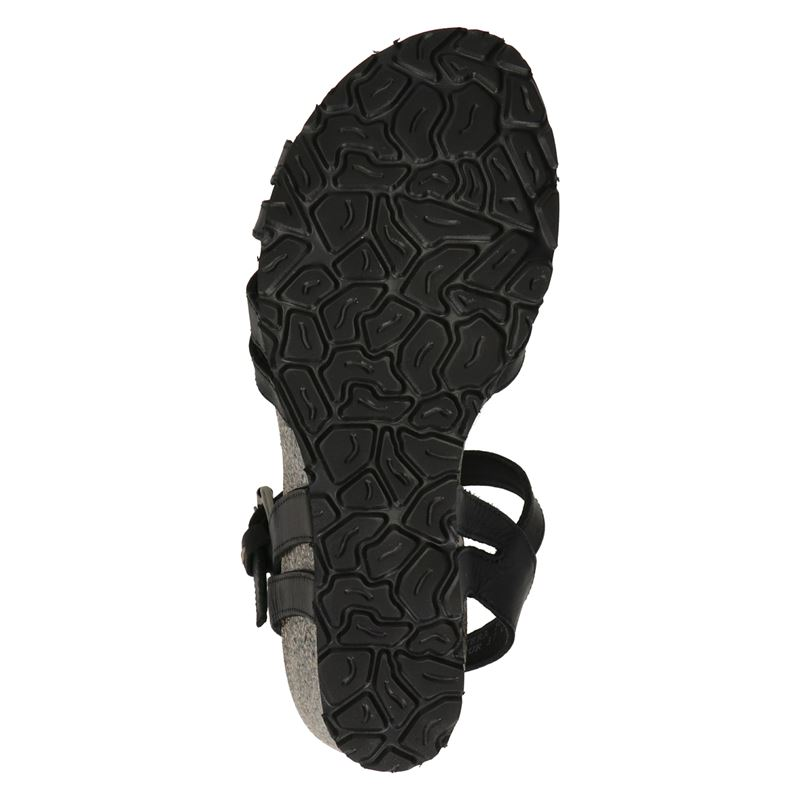 Panama Jack Vera - Sleehak - Zwart