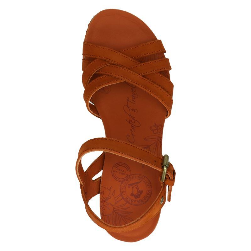 Panama Jack Vera - Sleehak - Oranje