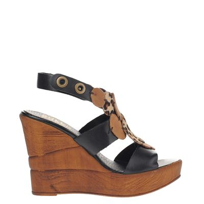 Bullboxer Sandalen Zwart