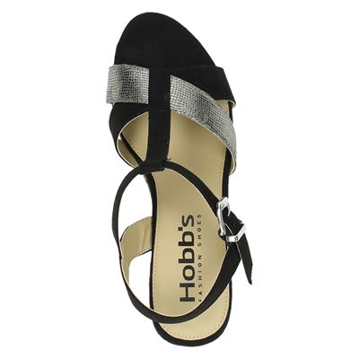 Hobbs dames sleehak Zwart