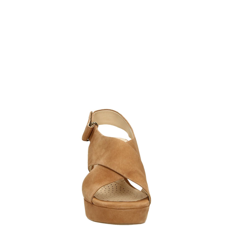 Skate-Schuhe baby Niedriger Verkaufspreis Clarks Maritsa Lara dames sandalen cognac