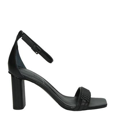 Kendall + Kylie dames sandalen zwart