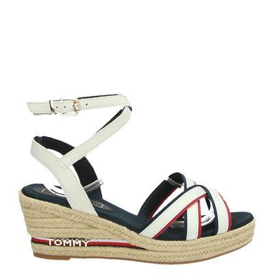 Tommy Hilfiger Sport dames sandalen wit