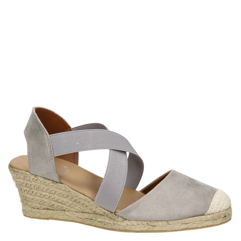 Nelson - Espadrilles - Taupe