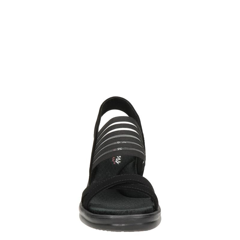 Skechers Rumblers - Sleehak - Zwart