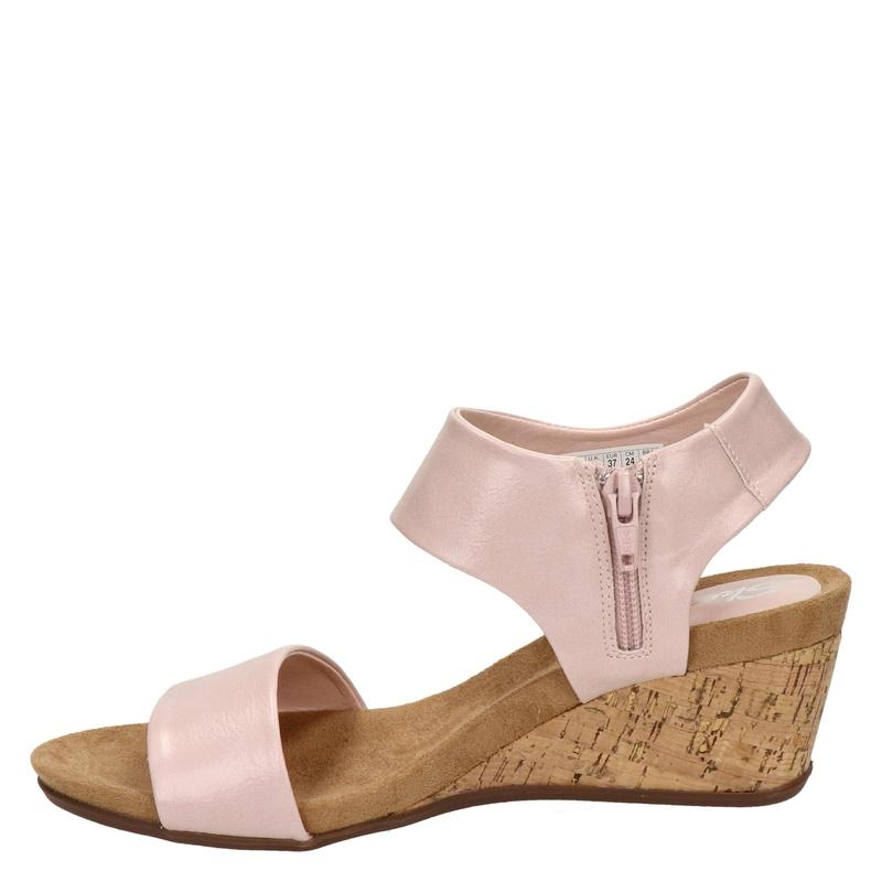 Skechers Cool Step - Sleehak - Roze