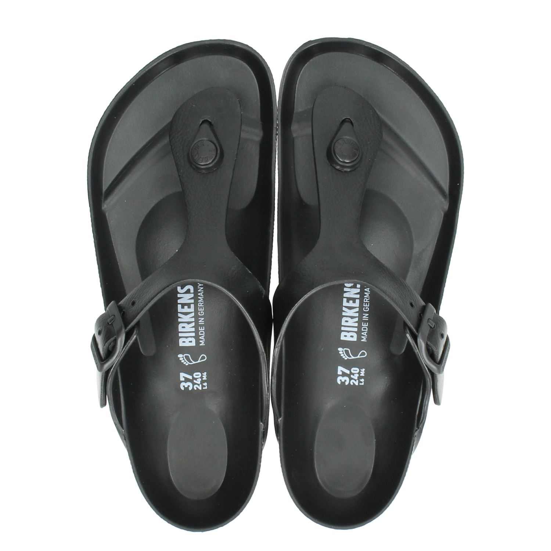 Blanc Cassé Birkenstock Chaussures Gizeh Avec Boucle Pour Femmes XxkQF