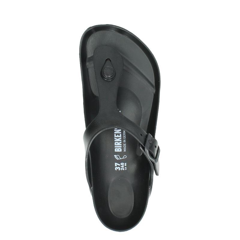 Birkenstock Gizeh Eva - Slippers - Zwart