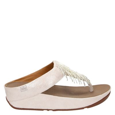 Fitflop dames slippers beige
